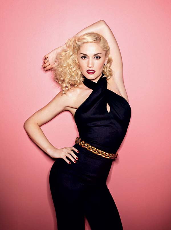 Elle uk april 2011 gwen stefani by matthias vriens for Elle subscription change address